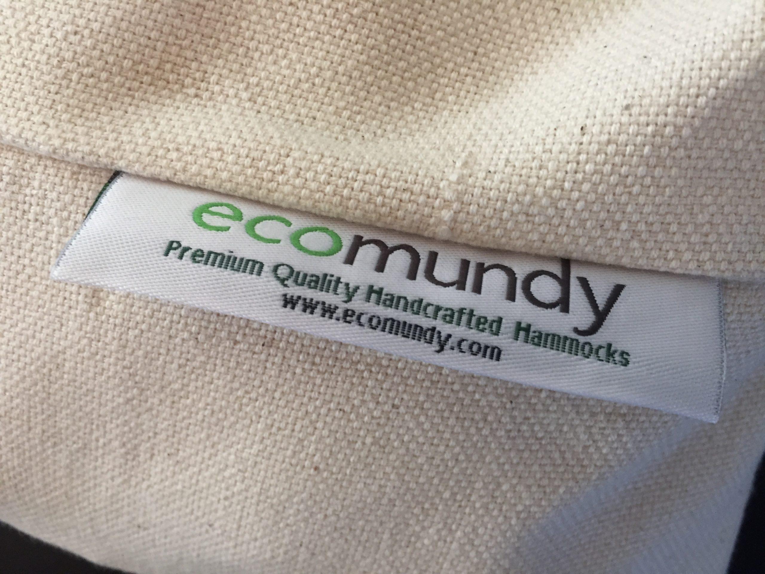 luxe hangmatten handgeweven bio katoen ecomundy